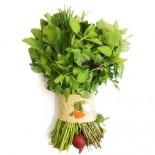 سبزی خوردن دسته ای