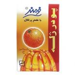 پودر ژله پرتقال
